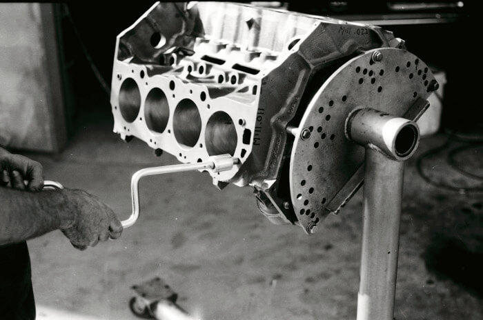 Bill Thomas 427 Camaro Engine 12