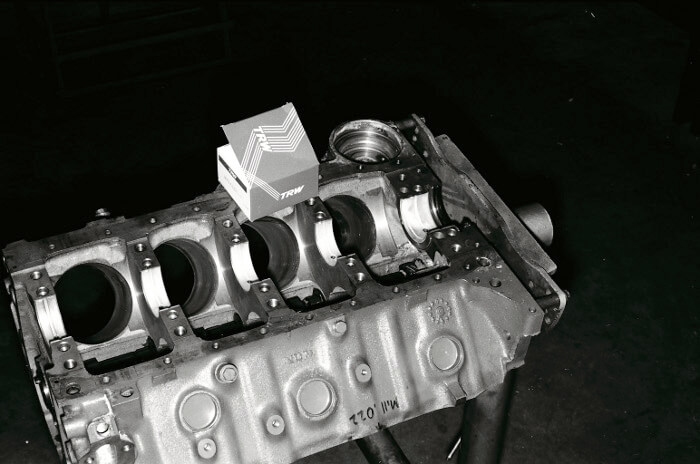 Bill Thomas 427 Camaro Engine 6