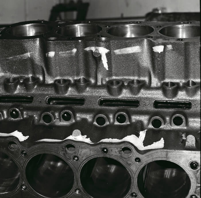 Bill Thomas 427 Camaro Engine 64