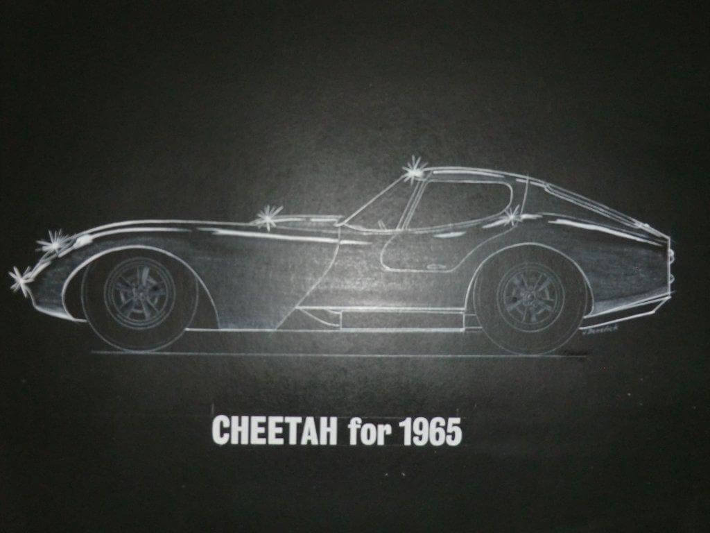 Aluminum Super Cheetah Sketch